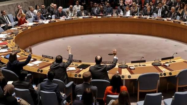 РФ инициировала экстренное заседание Совбеза ООН