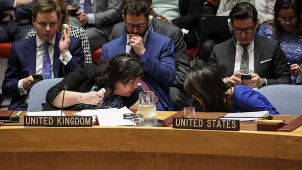 Радбез ООН зібрався на екстрене засідання через ракетний удар по Сирії