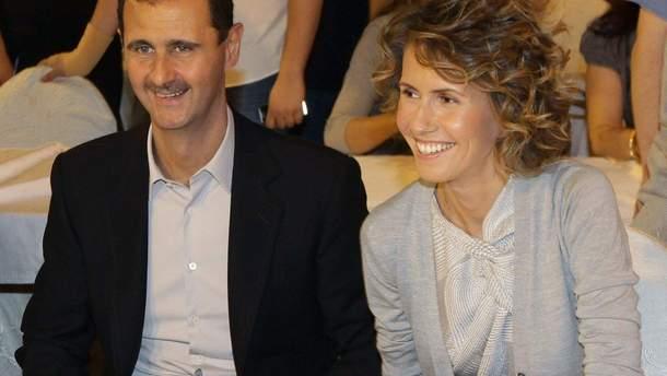 """Асма Асад – """"первая леди ада"""""""