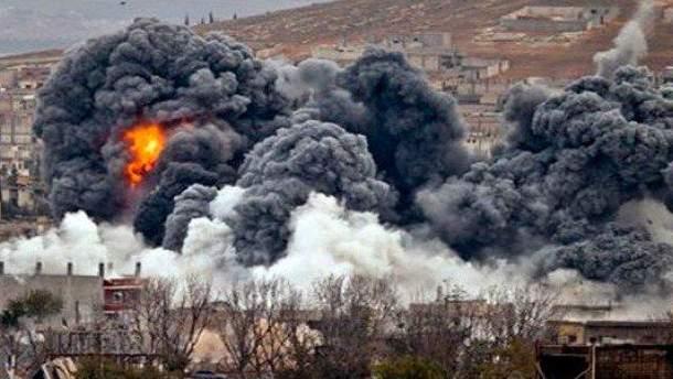 Вибух пролунав на найбільшій у Сирії військовій базі у Джебель-Азані (ілюстрація)