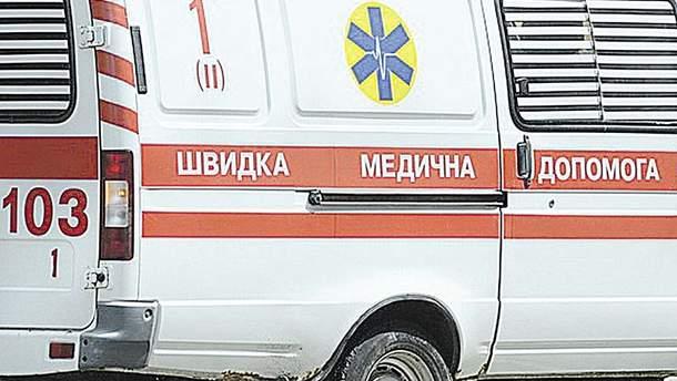 У Городку п'ять пасажирів маршрутки отримали хімічні опіки