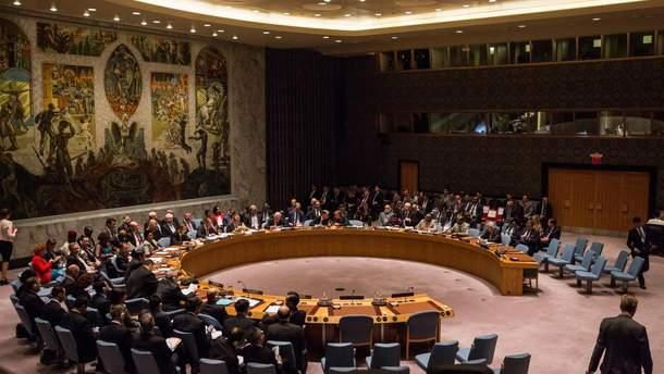Великобритания, США и Франция предложили новый проект резолюции по Сирии