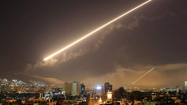 The Washington Post опубликовала спутниковые снимки последствий ракетного удара по Сирии