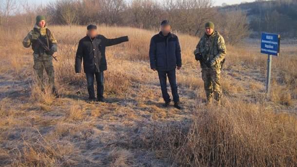 З України в Росію: на кордоні затримали іноземців-порушників