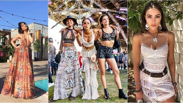 """Зірки Ванесса Хадженс, """"ангели"""" VS та Олівія Кальпо на фестивалі Coachella 2018: фото"""