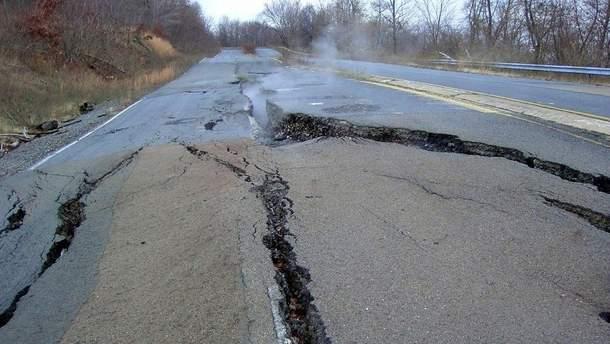 50 фирм со всего мира хотят ремонтировать дороги в Украине