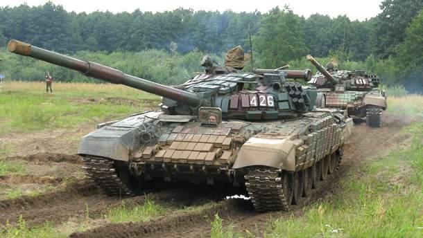 Танки Т-72