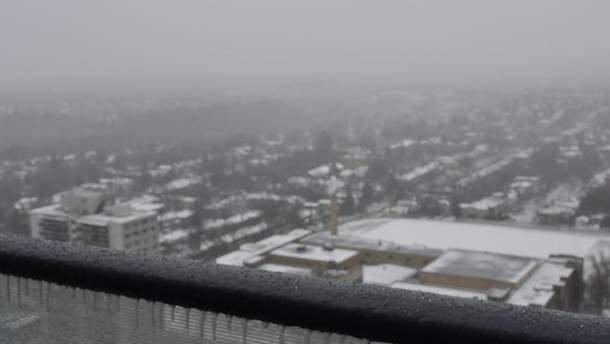 В Торонто из-за ледяного дождя со снегом произошло уже более 550 ДТП