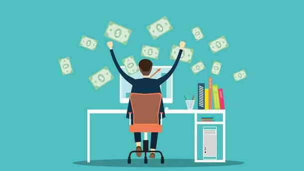 Скільки заробляють фрілансери в Україні