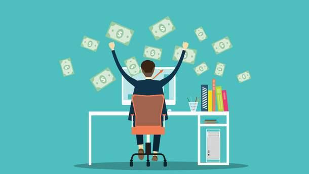 Сколько зарабатывают фрилансеры в Украине