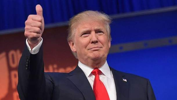 """Трамп назвав операцію в Сирії """"ідеальною"""""""