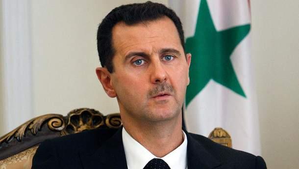 """Президент Сирии Башар Асад попал в базу """"Миротворца"""""""