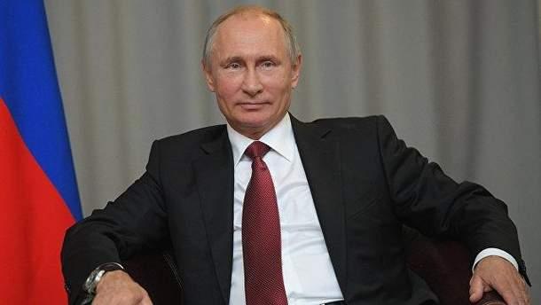 Путін погрожує хаосом в разі можливого повторення ударів Заходу по Сирії