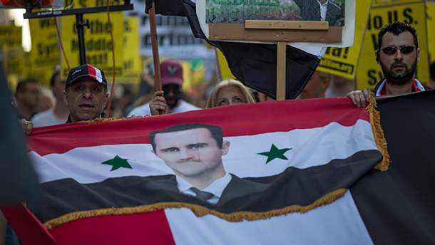 Асада зробило таким його оточення, хоча насправді він нічого не вартує, – Косач