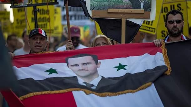 Асада сделало таким его окружения, хотя на самом деле он ничего не стоит, – Косач