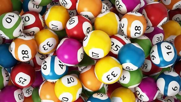 Перемога в лотерею