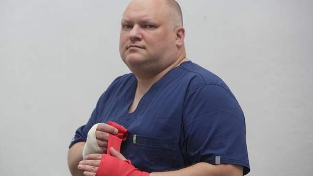 Дмитро Петровський