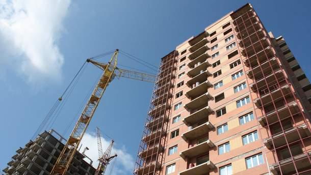 Продажа жилья в Украине превышает показатели прошлых лет