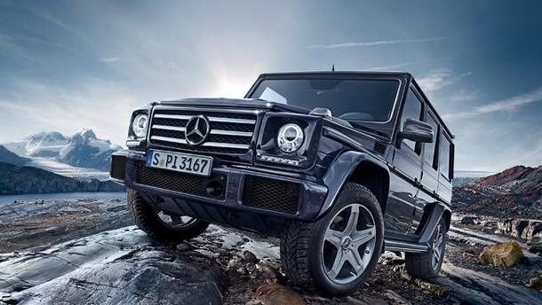 У Медведчука вкрали Mercedes-Benz