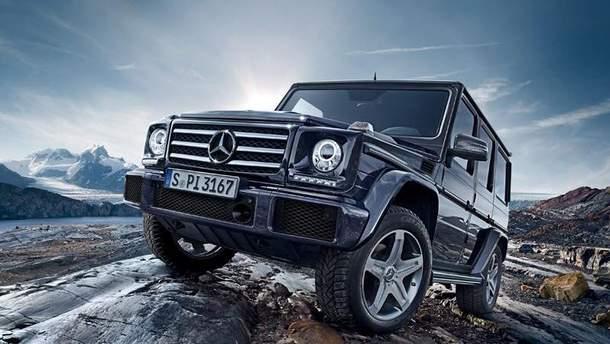 У Медведчука украли Mercedes-Benz