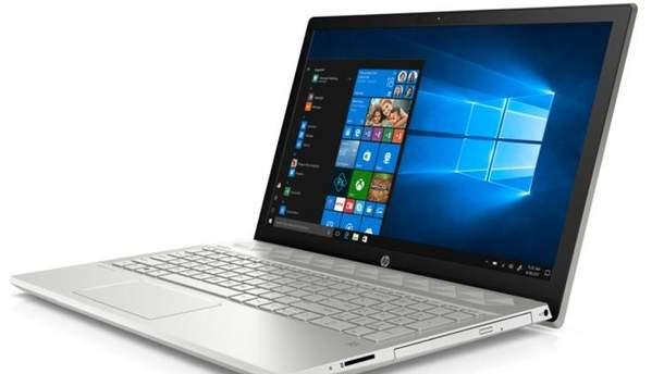Компания HP представила обновленные ноутбуки линейки Pavilion