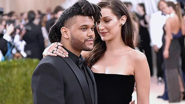 The Weeknd і Белла Хадід