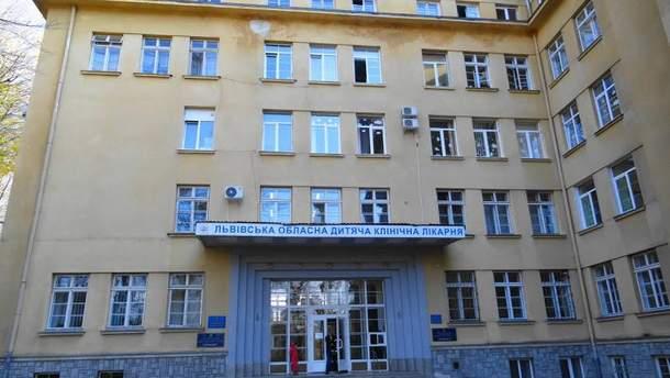 """У львівському """"Охматдиті"""" дітей приймала п'яна лікарка"""