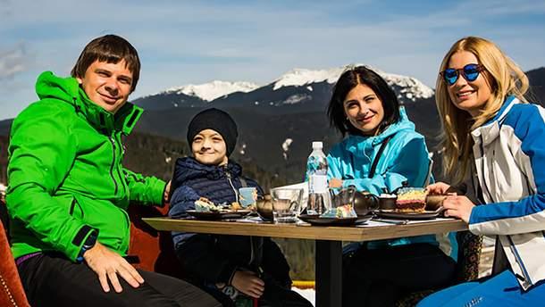 Дмитрий Комаров помог мальчику осуществить мечту