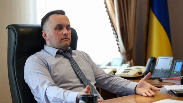Холодницкий пообещал дать объяснения в течение двух дней