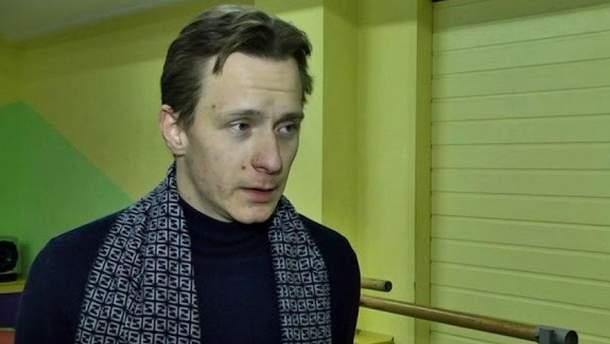 Николая Санжаревского обвинили в развращении несовершеннолетней