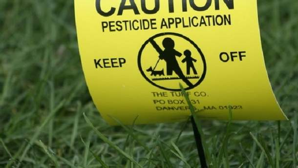 Пестициди – серйозна небезпека для України