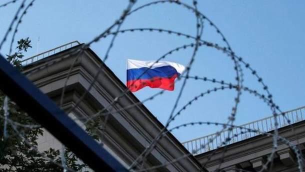 У Росії заявили, що нові санкції США не мають прив'язки до реалій
