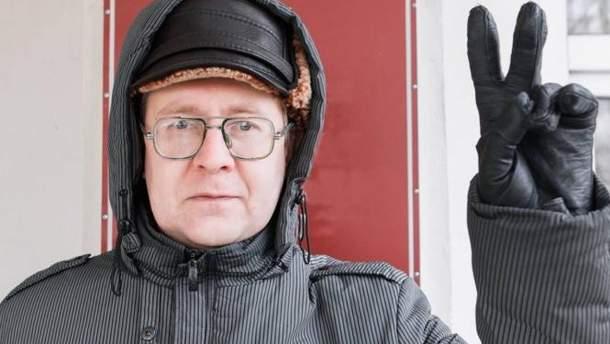Російський поет Олександр Бившев став вигнанцем через вірш про Україну