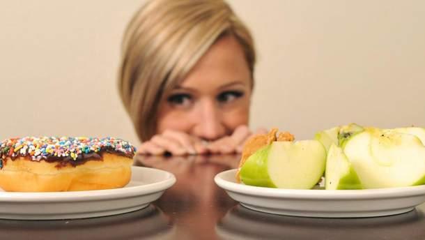 Як дотримуватися дієти, щоб не зірватися