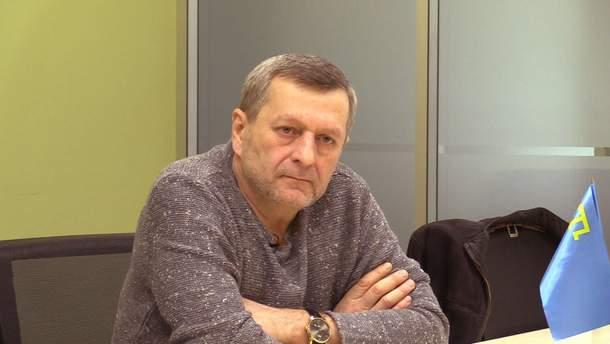 Заместитель председателя Меджлиса крымскотатарского народа Ахтем Чийгоз