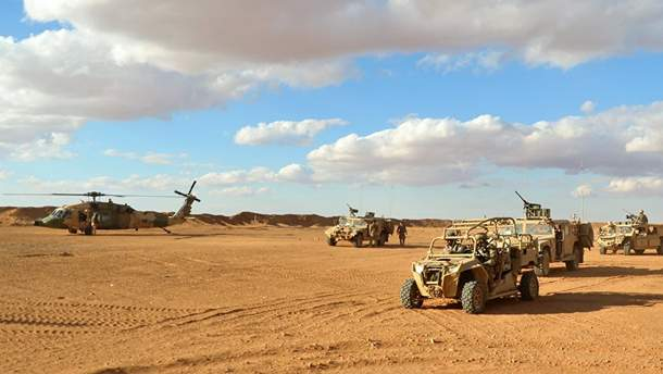 Трамп планирует заменить американских военных в Сирии на арабских