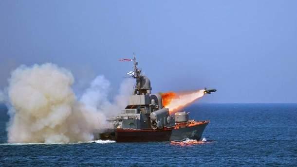 У Латвії прокоментували ракетні стрільби Росії у Балтійському морі