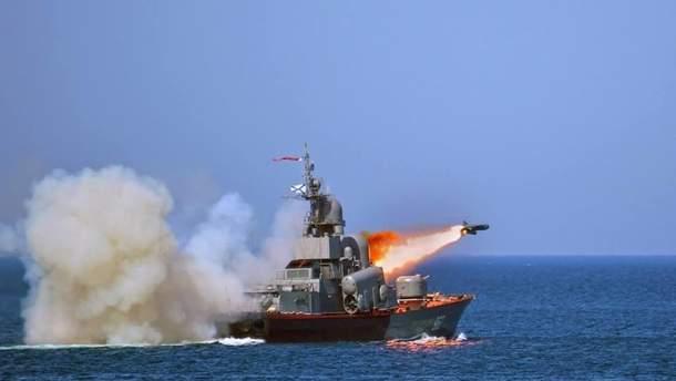 В Латвии прокомментировали ракетные стрельбы России в Балтийском море
