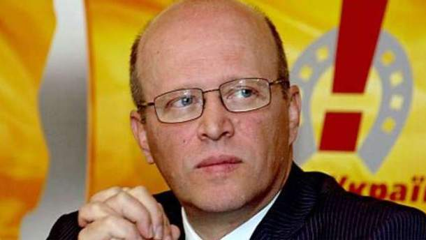 Зварич принес присягу народного депутата