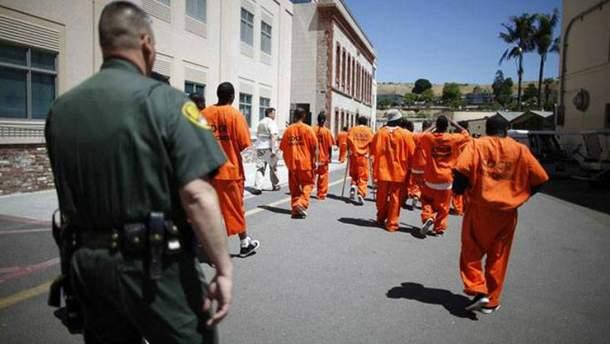У бійці загинуло семеро в'язнів
