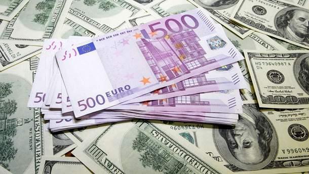 Готівковий курс валют 17 квітня в Україні
