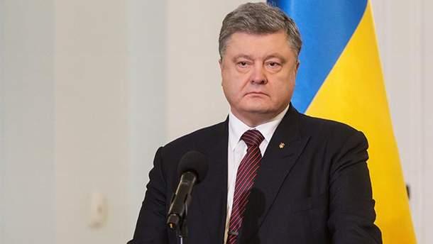 Порошенко анонсував створення єдиної помісної православної церкви в Україні