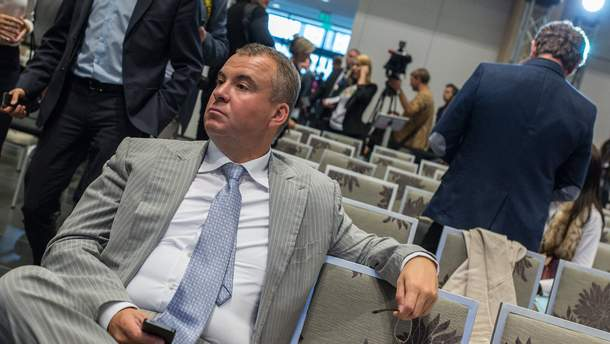 Бізнес-партнер Порошенка витратив мільйон гривень