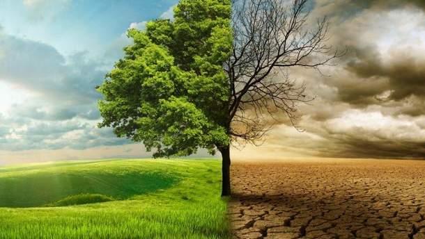 Як змінювався клімат останні 140 років: вражаюче відео NASA