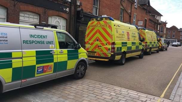 В Британии эвакуировали офис министра иммиграции из-за подозрительного вещества