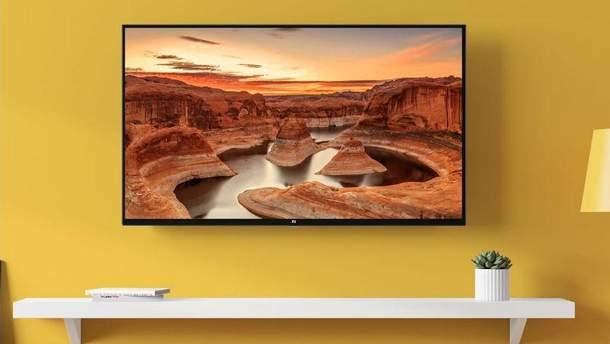 Xiaomi Mi TV 4S: огляд, характеристики і ціна новинки