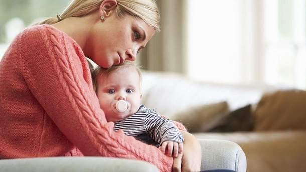 Как депрессия матери может влиять на интеллект ребенка
