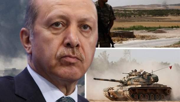 """Обострение между США и Россией в Сирии означает """"тяжелый выбор"""" для Эрдогана"""