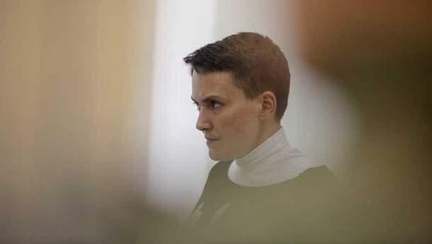 Надія Савченко пройшла перевірку на поліграфі