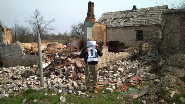Российские оккупанты ночью обстреляли из артиллерии жилые кварталы Зайцево: фото разрушений